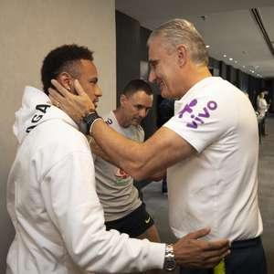 Tite visita Neymar no PSG em tour antes de convocação ...