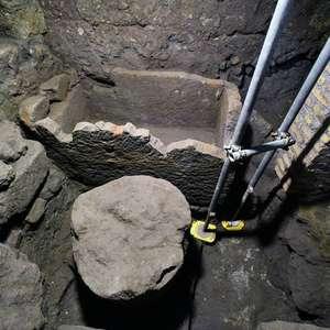 Italianos anunciam descoberta de sarcófago no Foro Romano