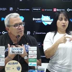 PAYSANDU: Hélio dos Anjos assume responsabilidade pela ...