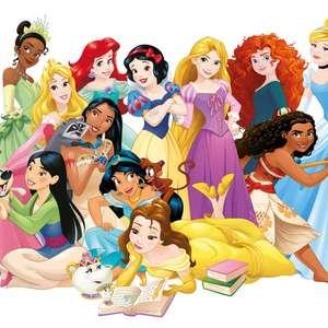 Coleção para noivas é inspirada em princesas da Disney