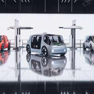 Nova mobilidade vai mudar radicalmente o design dos carros