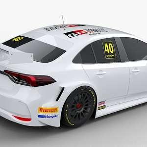 Stock Car divulga layout do novo carro para temporada 2020