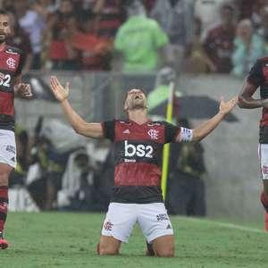 No sufoco, Flamengo vira sobre o Boavista e vence 1º turno