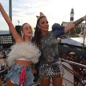 Galeria: como foi o sábado de Carnaval em Salvador