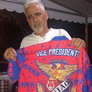 Vice-presidente da União da Ilha é assassinado no Rio