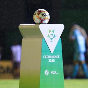 Campeonato Catarinense é suspenso por tempo indeterminado