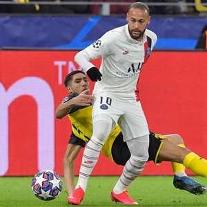 Neymar não aceitou proposta de renovação com o PSG