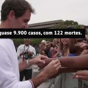 TÊNIS: ATP: Federer doa 1 milhão de francos suíços a ...