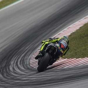 """Rossi admite que adiamento da temporada """"bagunçou plano"""" ..."""