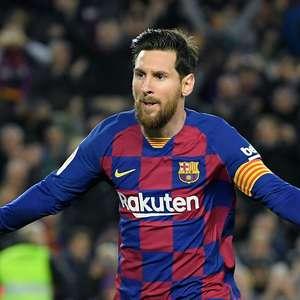 CR7 não é maior que Messi por ter rodado em mais clubes: ...