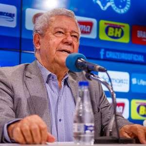 Presidente do Cruzeiro é diagnosticado com coronavírus