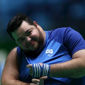 Falece Dirceu Pinto, dono de 4 ouros em Paralimpíadas