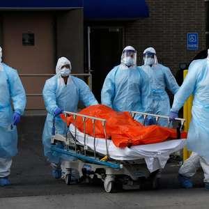 EUA entram na semana mais difícil e triste da pandemia