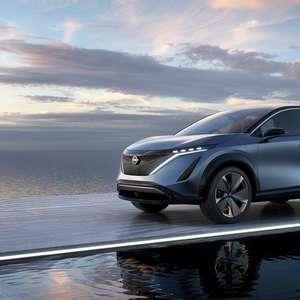 Por que o Nissan Ariya disse não ao tablet no painel