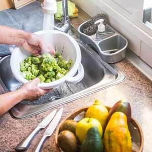 Agrotóxicos nos alimentos: como higienizar os mais expostos