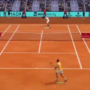 TÊNIS: Madrid Open Virtual Pro: Murray passa Nadal em ...