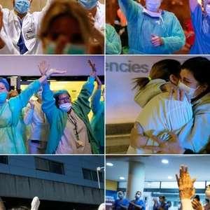 Princesa de Astúrias premia 'heróica' equipe de saúde ...