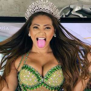 Mãe de Lexa é anunciada rainha de bateria da Império Serrano