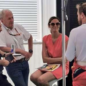 FIA manda aviso para Vettel, Horner e Marko por quebra ...