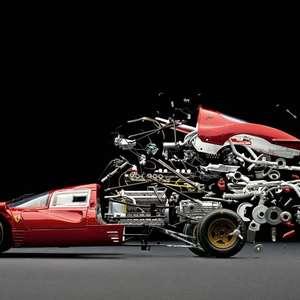 Como desintegrar um carro? Artista revela segredo de ...