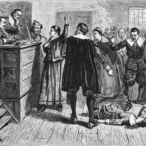 Acusações iniciais de bruxaria não convenciam as pessoas ...