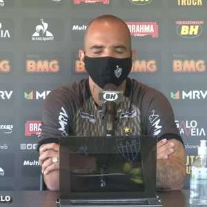 ATLÉTICO-MG: Tardelli revela incômodo em jogar como ...