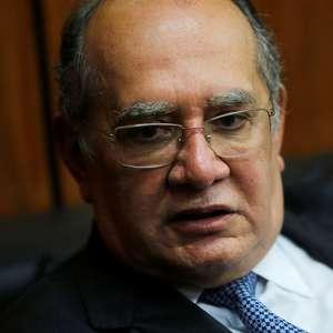 Defesa envia representação contra Gilmar Mendes à PGR