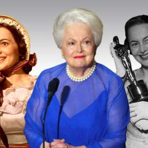 Morta aos 104, Olivia de Havilland brilhou no Oscar em 2003