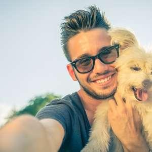 Os benefícios de adotar um animal de estimação para a ...