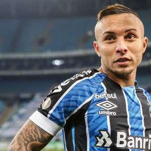 """Everton Cebolinha se despede do Grêmio: """"Foi uma honra"""""""