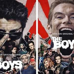 The Boys ganha novo trailer da segunda temporada. Confira!