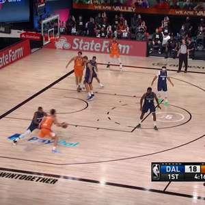 Phoenix Suns 128-102 Dallas Mavericks