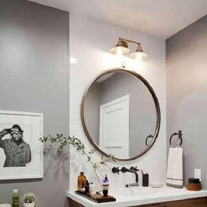 Espelho Redondo para Banheiro: +67 Modelos para Decorar