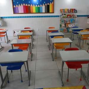 Volta de aulas presenciais em SP tem baixa adesão no 1º dia