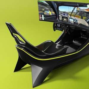 Aston Martin lançará simulador de corrida por US$ 74 mil!