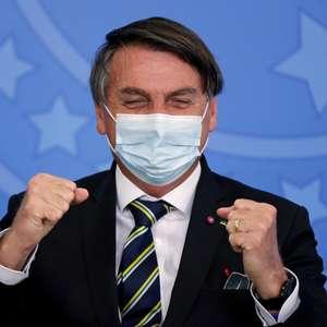 Bolsonaro volta a dizer que Brasil se saiu bem na pandemia