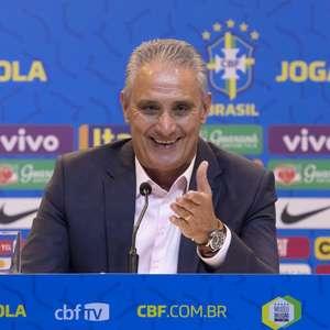 Tite explica ausências de Marinho e T. Galhardo na Seleção
