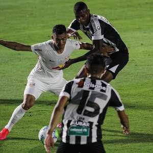Red Bull Bragantino bate o Ceará no Campeonato Brasileiro