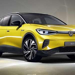 Primeiro SUV elétrico da Volks, ID.4 tem alcance de 520 km