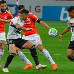 São Paulo sofreu gols em todos os seus 8 últimos jogos ...