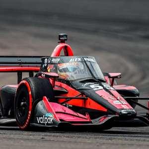 Palou puxa quadra da Honda no TL1 do GP de Indianápolis ...