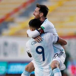 Espanha e Argentina sobem em ranking; Brasil segue no top 3