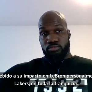 """Joel Anthony: """"Para los Lakers ha sido especial ganar el ..."""