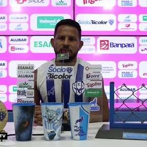 PAYSANDU: Elielton destaca seu bom momento na equipe: ...