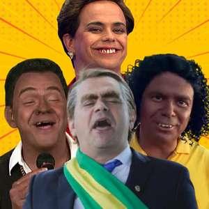 Humorista genial, Carioca põe carreira em risco ao polemizar