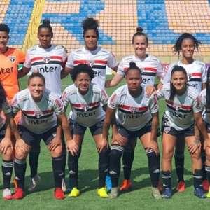 São Paulo aplica goleada histórica no feminino: 29 a 0