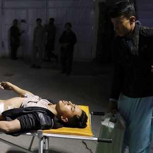 Ao menos 13 foram mortos em ataque suicida no Afeganistão