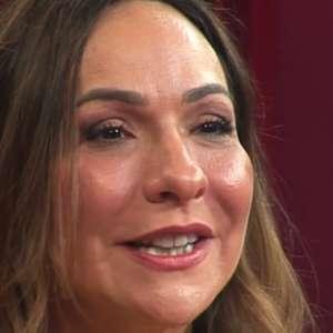 Maria Beltrão chora, lembra de Hebe e revela que pediu ...