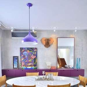 Mesa Oval: +52 Ideias para Ganhar Espaço na Sala de Jantar
