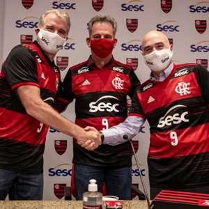 Vice de olímpicos do Flamengo acusa Landim de não ...